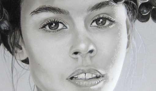 Fotorealistisches Zeichnen